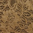 Latte Corded Wedding Lace Fabric 9013C