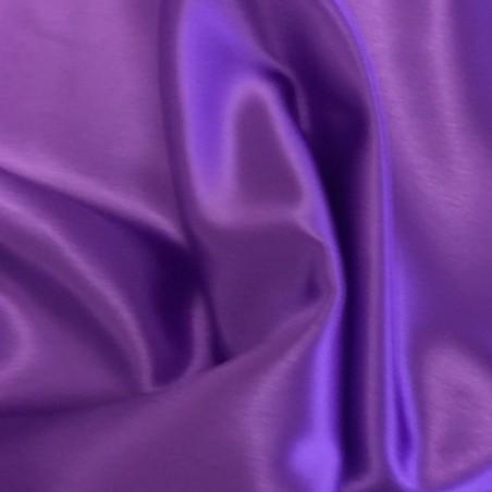 Purple Liquid Satin 4531