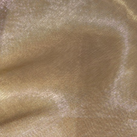 colr 51 2-tone 2-Tone Metallic Organza Dress Fabric 4291