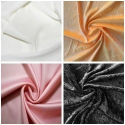 Stretch Fabric | Stretch Dress Fabric | Stretch Satin | Stretch Silk