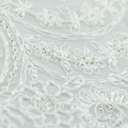 Wedding Lace | Bridal Lace Fabric | Dressmaking Fabric at Harrington