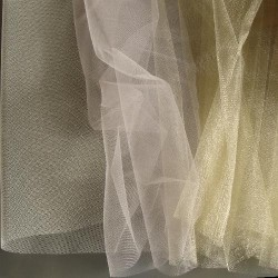 Plain Tulle and Net Fabric