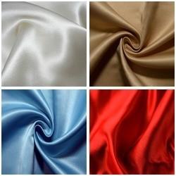 Crepe back Satin | Crepe backed Satin | Buy at Harrington Fabric