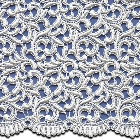 Wedding Lace Fabric 3828 | Dress Fabric | Dressmaking | Buy