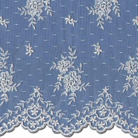 Wedding Lace Fabric 3865 | Dress Fabric | Dressmaking | Buy