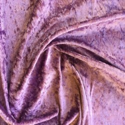Crushed Velour Stretch Wedding Fabric 4741 | Bridesmaid | Prom | Buy