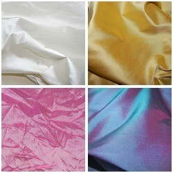 Dupion Wedding Dress Fabric | Silk Dress | Bridal | Buy at Harrington